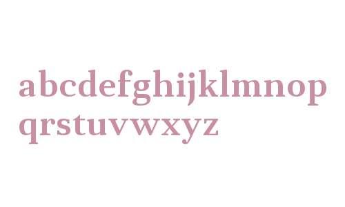 Anglecia Pro Text SemiBold