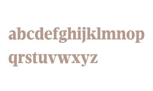 Velino Condensed Text W04 Blk