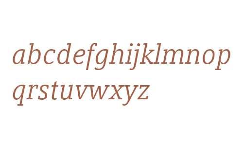 Compatil Letter LT W04 Italic