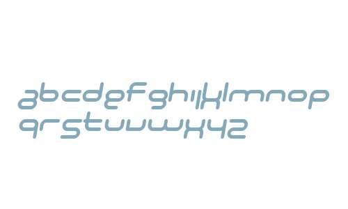 SF Technodelight NS Italic V2 V2