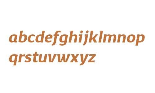 Corpo_Sans W00 Bold italic