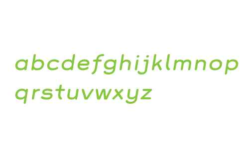 Grover-Italic