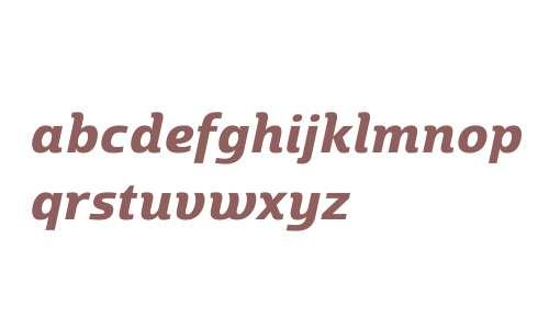 Marintas W01 Bold Italic