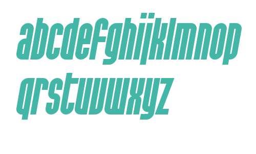 SF Port McKenzie Bold Italic V1 V2