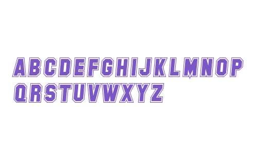 SF Collegiate Italic V2 V1