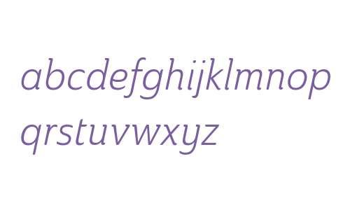 Ainslie W01 Cond Book Italic V2