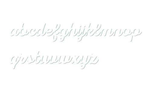 Nexa Rust Script R W00 Shadow