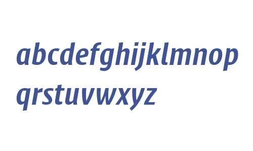 Klaus FY W04 Bold Italic