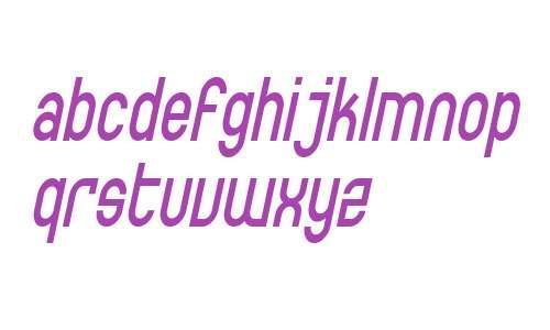 SF Eccentric Opus Condensed Oblique V2