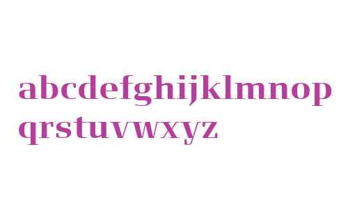SignaSerifWeb-Bold W03 Regular