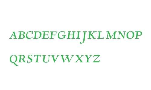 DeepdeneHW-SC-Italic