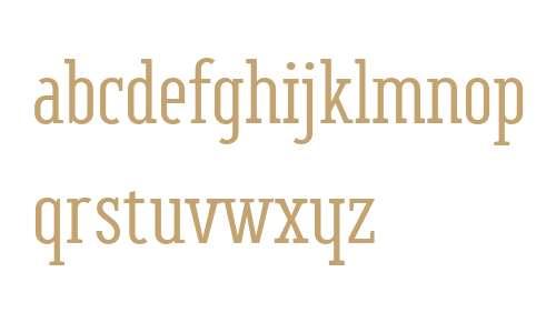 BF Corpa Serif W01 Regular