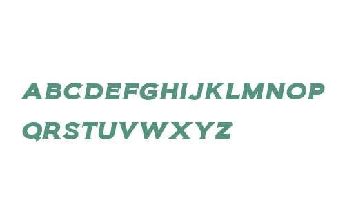 Biondi W00 Bold Italic