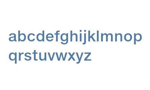 Helvetica Neue eText W02 Md
