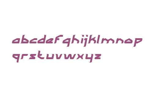 The WIzard Of One Click Italic