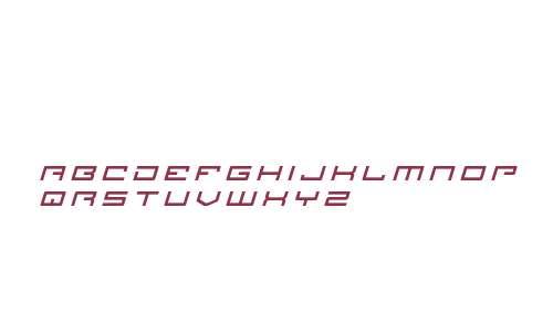 Legion Title Italic