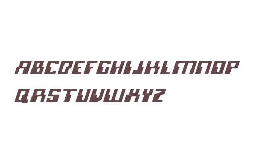 Micronian Italic V2