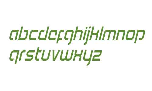 Youngerblood Condensed Italic