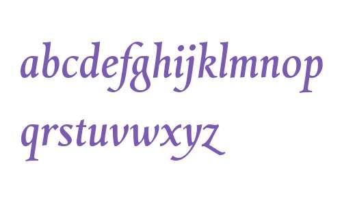 Combi Italic W01 Medium