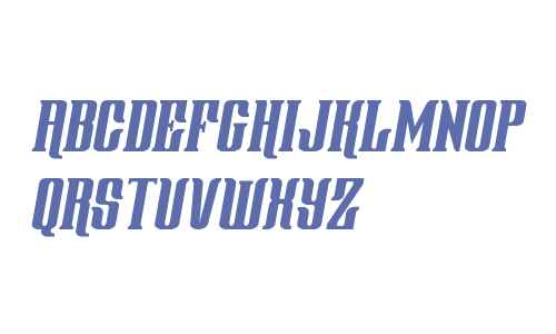Gentleman Caller Cond Italic