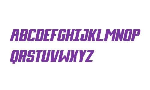 Day Display Italic