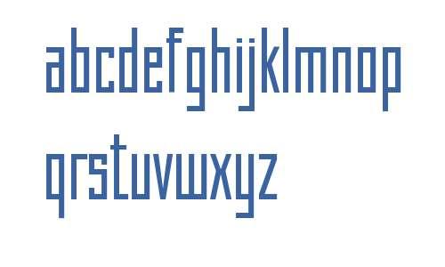 Why Square LT Std Cyrillic Light