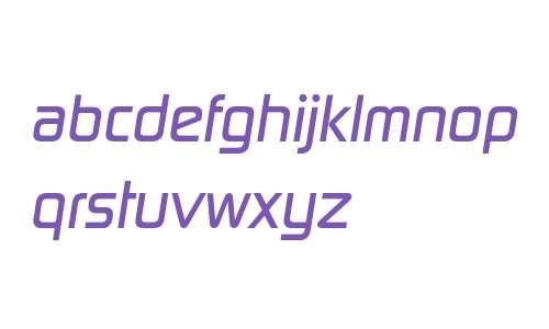 DigitalEF-MediumItalic