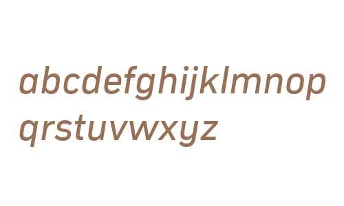 Compasse W03 Italic