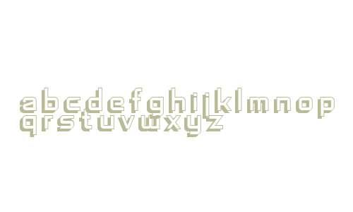 SF Fedora Titles Shadow V2