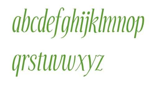 Echelon Italic V1 V1