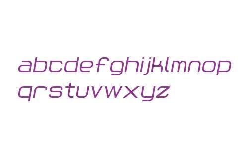 ReactionBold Italic W00 Rg