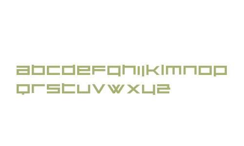 Kunstware-Alphabet