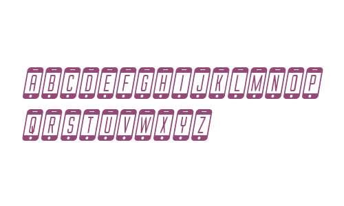 iDroid S Italic