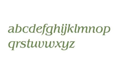Benguiat* Book Italic
