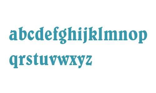 Belwe Cn BT Bold