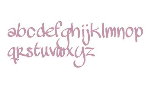 MAWNS Handwriting W00 Regular