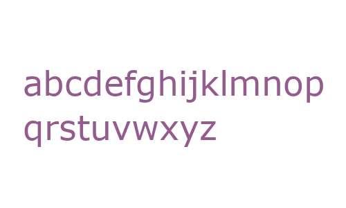 MS Reference Sans Serif