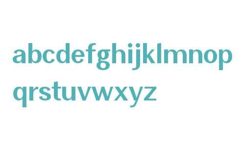Clasica Sans W00 Bold