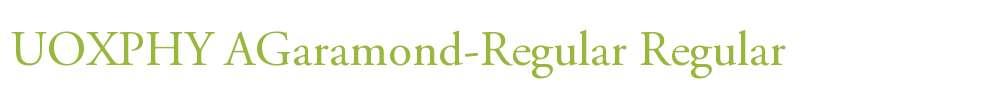 agaramon Fonts Free Download - OnlineWebFonts COM
