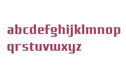 Gamer W01 Light Italic