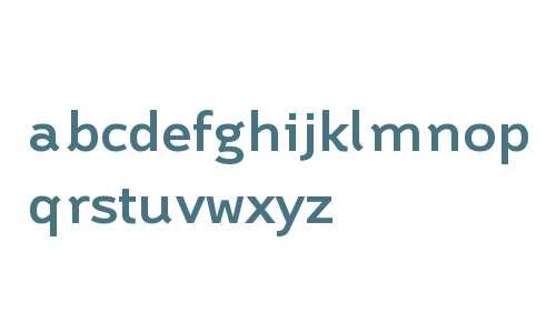 Brisko Sans W01 Bold