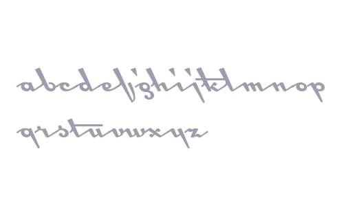 Cottingley W95 WordEnds