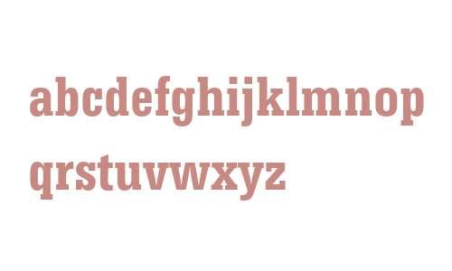 Serifa W03 Bd Cnd
