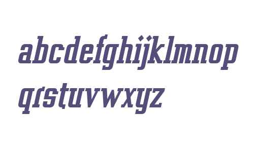 Vahika Bold Italic V2