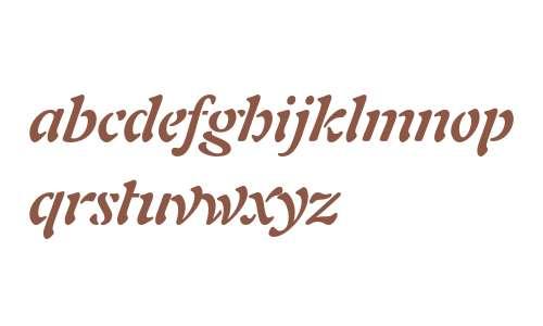Auriol Bold Italic