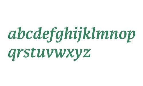 Karmina Bold Italic