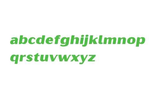 Oilvare Base Italic