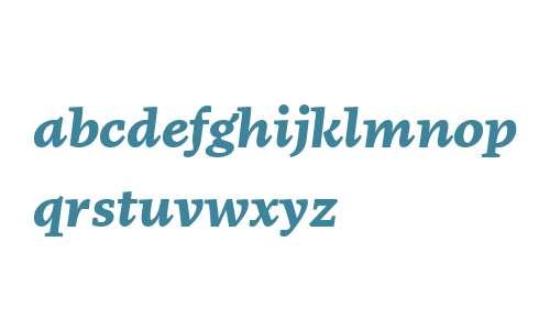 More Offc W00 Wide Bold Italic