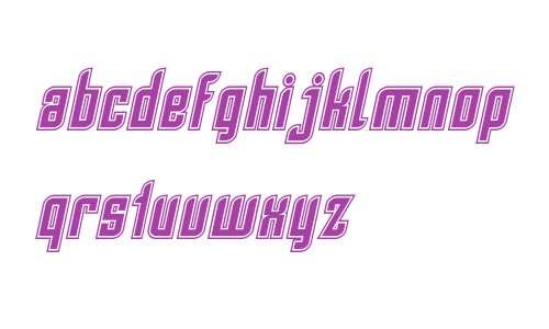 SF Piezolectric Inline Oblique V1
