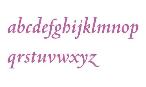 Venetian 301 Bold Italic